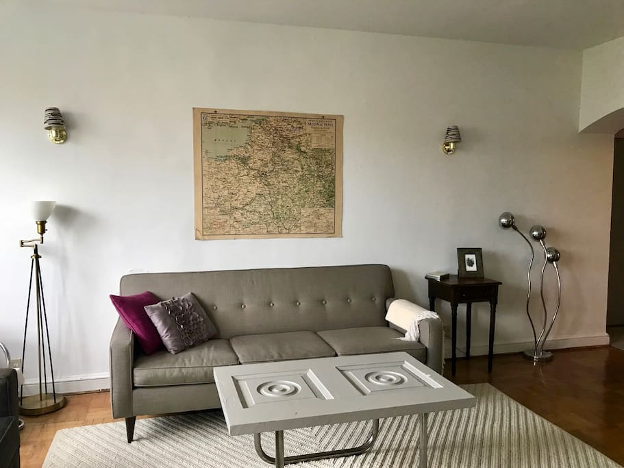 Spacious Sunny 1 Bedroom In Nw Dc Apartments For Rent