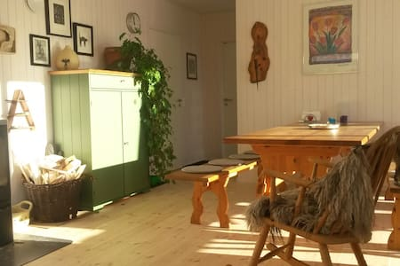 Living in a ecovillage - Hurdal