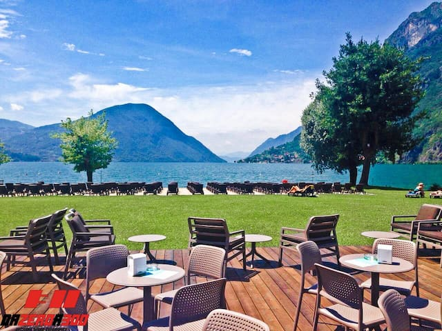 Private room Lugano - 2 min from the lake - Lugano - Huoneisto