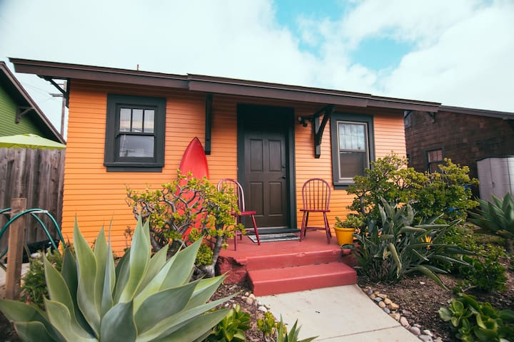 Red Surf Cottage OB