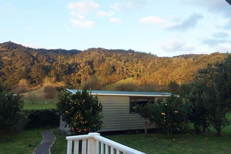 Private Country Retreat with Stunning Views - whakatane