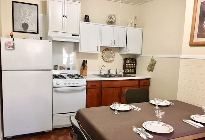 Centrally Located  1BD/1BA