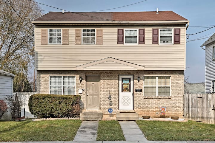 NEW! 2BR Allentown Townhouse by Hamilton District!