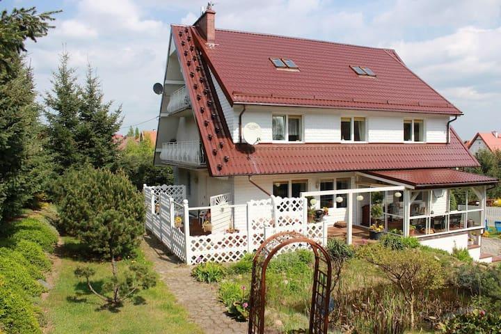 Haus Oberberg / POKÓJ ROMANTIC / ROMANTIC ROOM
