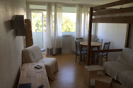 Fully renovated studio near to Geneva - Wohnung