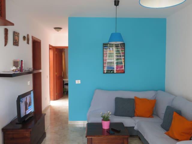 Coqueto apartamento cercano a playa - Caleta de Famara - Pis