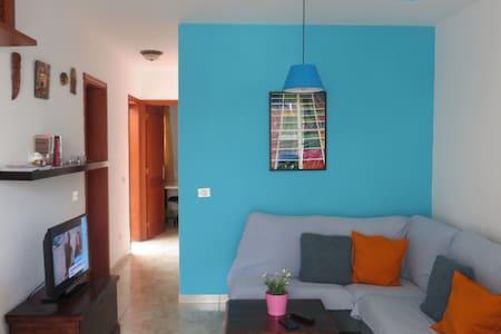 Coqueto apartamento cercano a playa - Caleta de Famara