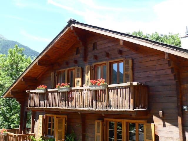 Comfortable apartment in  Vissoie, Val d'Anniviers