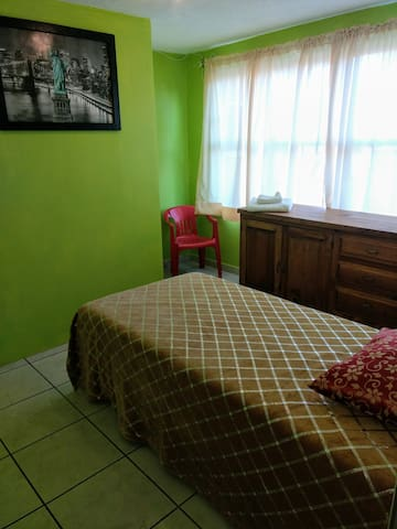 The best located room in Tlaxcala city. ROOM III.