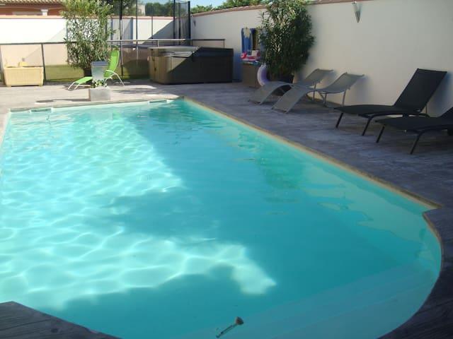 Villa ideale pour les vacances en famille