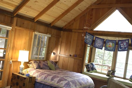 $155 Big Sur Getaway -Rosehaven- MorningLite Cabin