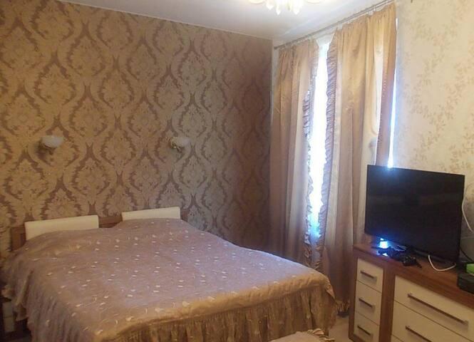 Сдаётся квартира: сутки, в 5 мин. от м.Кузьминки - Moskva - Apartment