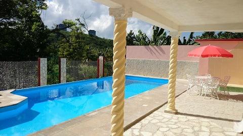 Villa Marienzo 1 - Pool - Havana Playa Del Este