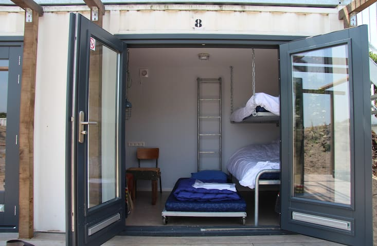 Cosy room close by the beach - Overveen