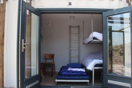 Cosy room close by the beach - Overveen - Mökki