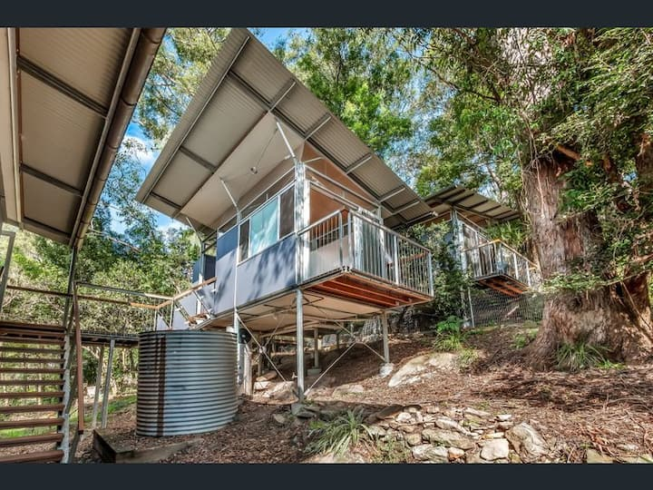 The Perch - Treehouse on Dangar Island