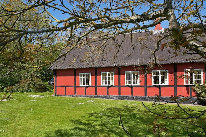 Vintage Holiday Home in Bornholm With Terrace