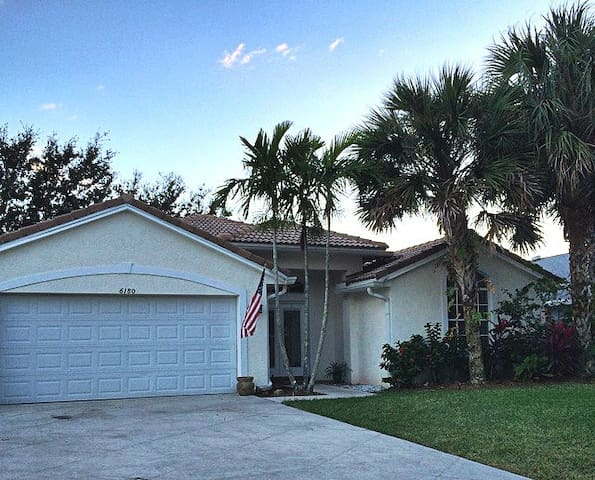 Roomy 3/2 in Jupiter - Abacoa area! - Jupiter - Hus