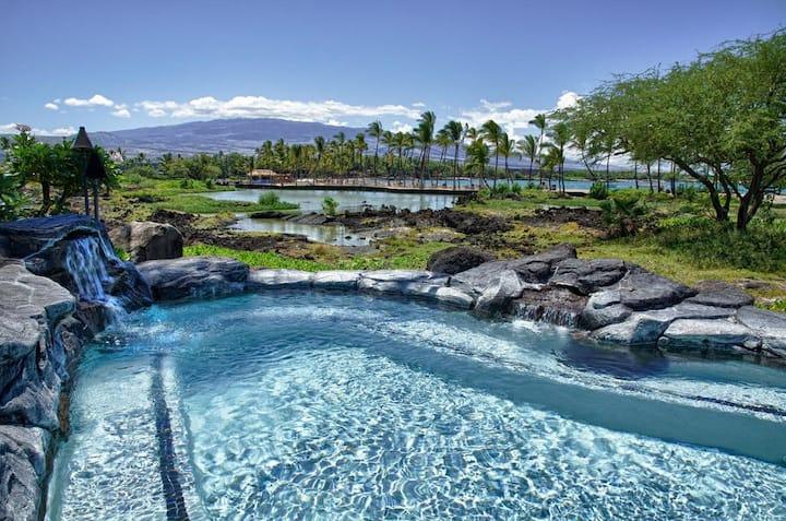 Exquisite Luxury Beach Front Villa in Waikoloa!