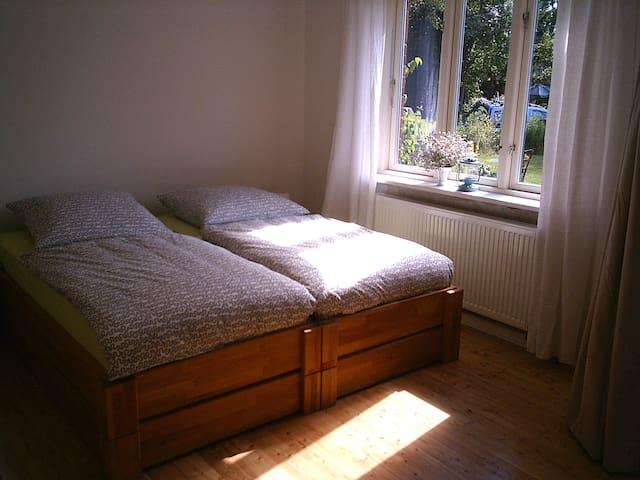 Your sleepingplace. Dein Schlafplatz