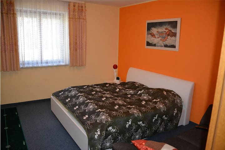 Ruhige Wohnung am Stadtrand von München