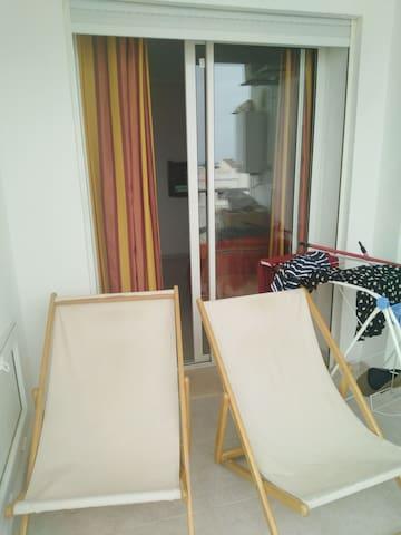 Petit appartement S+1 à Mrazgua