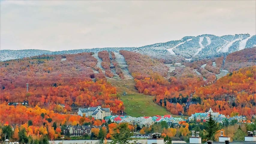 Condo Pinoteau Village Mt. Tremblant-4 star resort