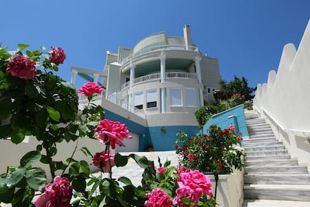 Stargaze villa, holiday packages; Certified by EOT - Schinias - Villa