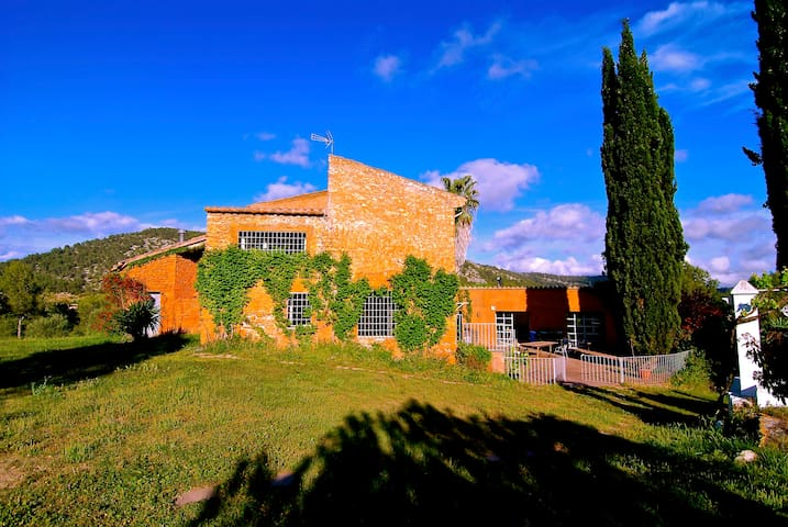 Sea & Country Sitges Masia - SANT PERE DE RIBES  - Rumah