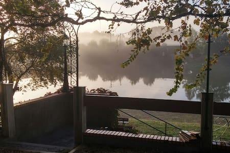 gîte au bord de l'eau - Oudon - Haus