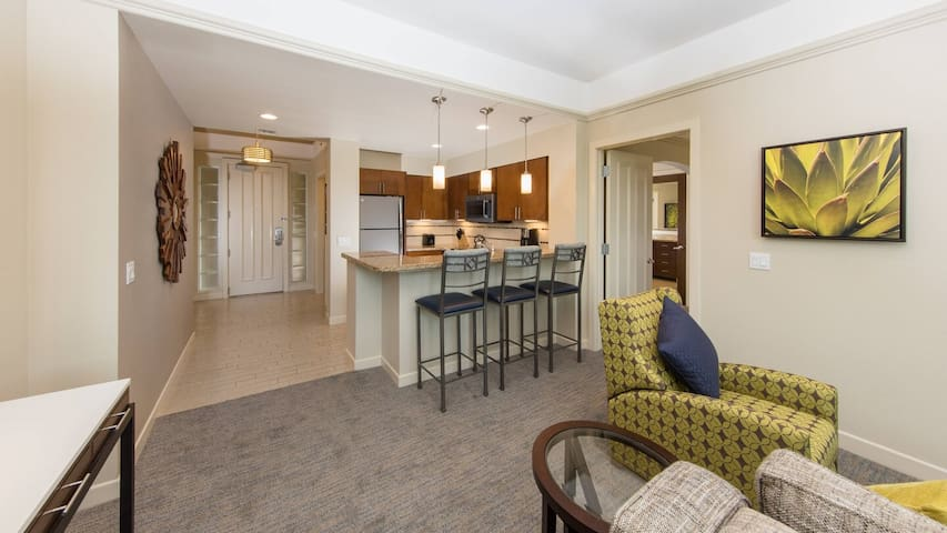 Luxury 1bedroom villa (Marriott's Springs Villas)