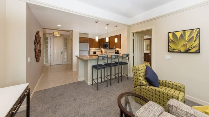 Large 1-Bed Apartment in Marriott's Desert Springs