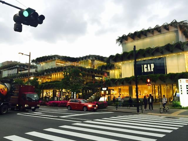 Shibuya & Harajuku in 15-20 mins - Setagaya - Flat
