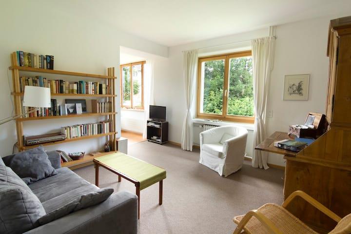 Edelweiss Ferienwohnung, Haus Collina, (Flims Waldhaus), 6034, 4.5 Zimmerwohnung