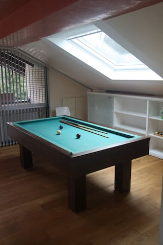 Billiardtisch -  Billiardtable