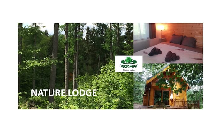 Nature lodge dicht bij Durbuy