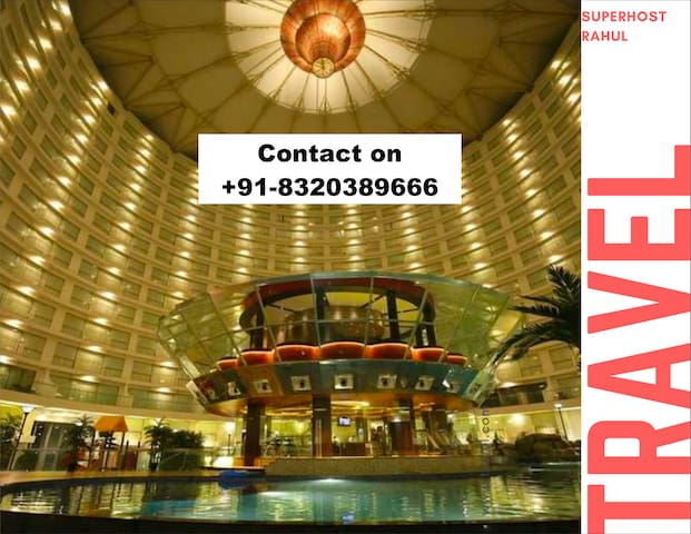 Fully Furnished 2BR Apartment at Rajhans Belliza