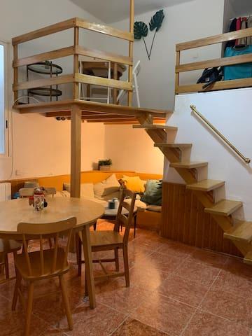 Habitación piso compartido ubicación inmejorable