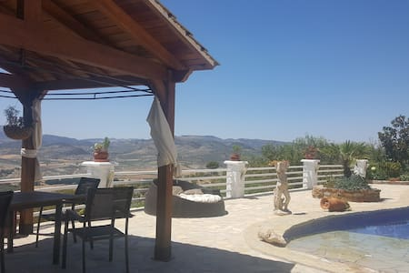 Exceptional rural flat with private swimming pool - Granada - Daire
