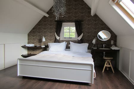 Private guesthouse with sauna & jacuzzi Vinkeveen - Vinkeveen - Chatka