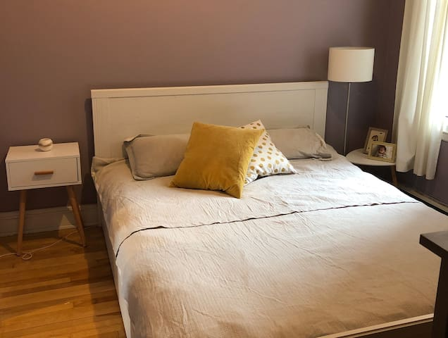 Most comfortable room in Villeray
