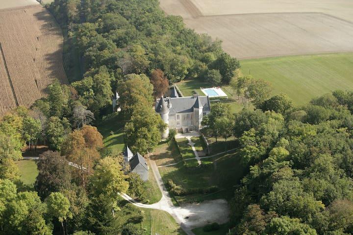 Maison du Jardinier - Ciran - Rumah