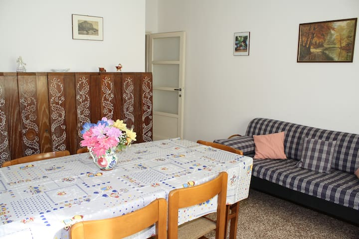 Appartamento piano terra con giardino a Barzio - Barzio