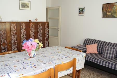 Appartamento piano terra con giardino a Barzio - Barzio - Wohnung