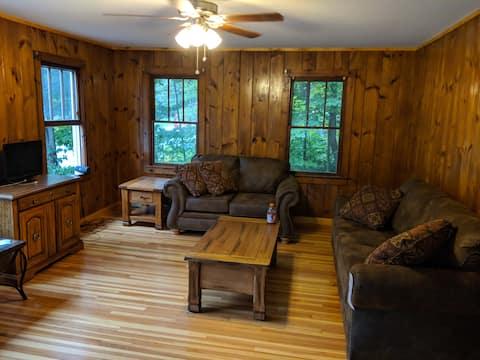 Renovated Lake George cottage