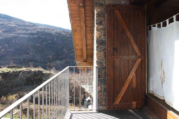 Espacioso Apartamento Vall de Boí - Durro - Daire