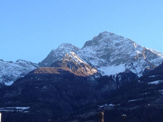 Preludio e fuga... vacanze aostane - Aosta