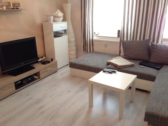 Gemütliche 2-Zimmer Wohnung - Chemnitz - Apartamento