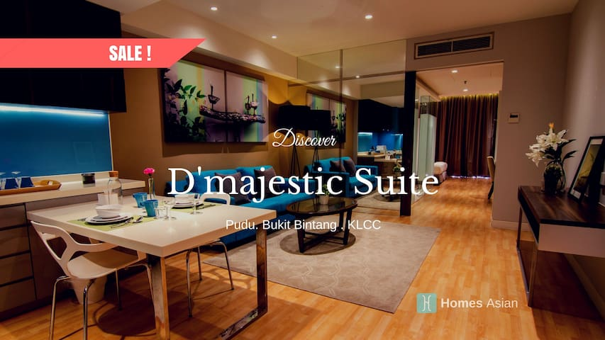 D17 Deluxe One Bedroom Suite KLCC / Bukit Bintang