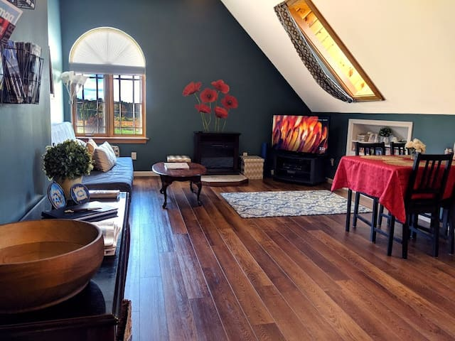The Taughannock Falls Suite